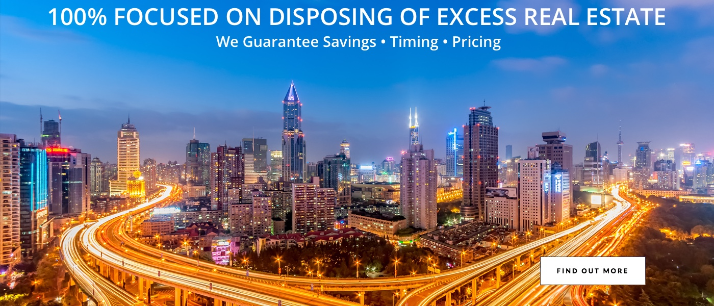 CoreDispo - 100% Focused on Disposing of Excess Real Estate