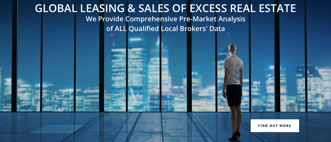CoreDispo - Leasing and Sales of Excess Real Estate
